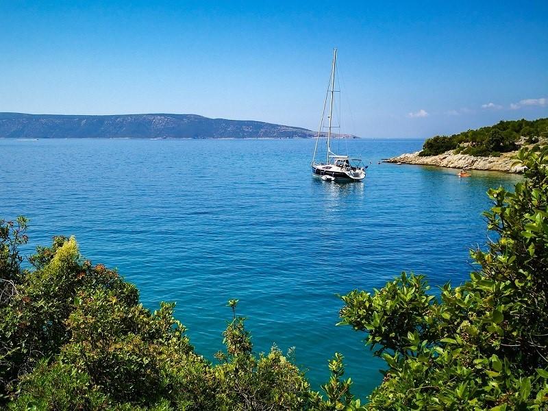 Остров Црес, Хорватия