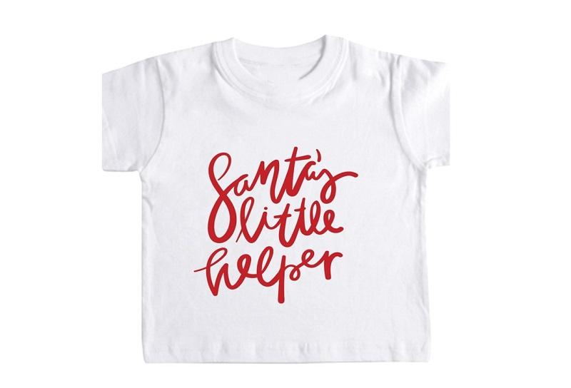 Pождественские футболки