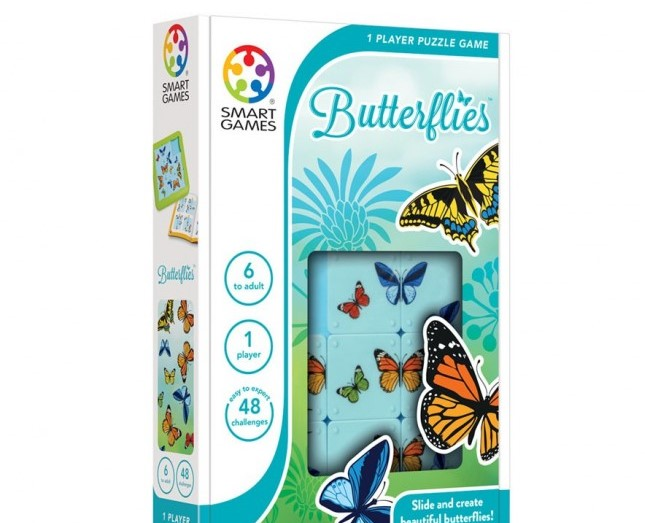 SmartGames - игры разума бабочки